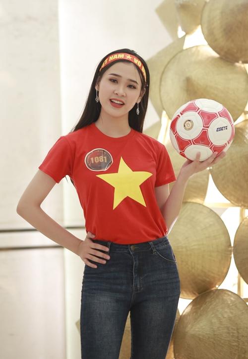 Nguyễn Thảo Vi (SBD 1081), sinh viên ngành Giáo dục Tiểu học, Đại học Vinh. Cô tự nhận cô là người hoà đồng, dễ gần nên có nhiều bạn bè. Thảo Vi đang là Hoa khôi Sinh viên Nghệ An 2018.