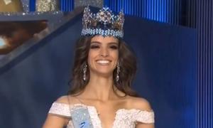 Mỹ nhân Mexico đăng quang Hoa hậu Thế giới, Tiểu Vy vào top 30