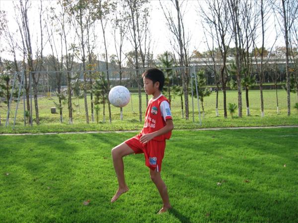 Việt Nam vô địch AFF Cup 2008 và giấc mơ của các hoàng tử bé  - 5