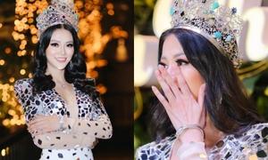 Phương Khánh bật khóc: 'Tôi không mua giải'