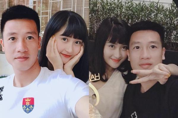 Sau bàn thắng này, Huy Hùng đã được bạn gái bày tỏ tình cảm. Cô nàng cho biết sẽ thưởng nóng 20 triệu đồng cho bạn trai. Trước đó, khi được HLV Park Hang-seo sắp xếp đá chính ở trận chung kết lượt đi, Huy Hùng đã nhắn tin đầy ngọt ngào để thông báo với bạn gái.