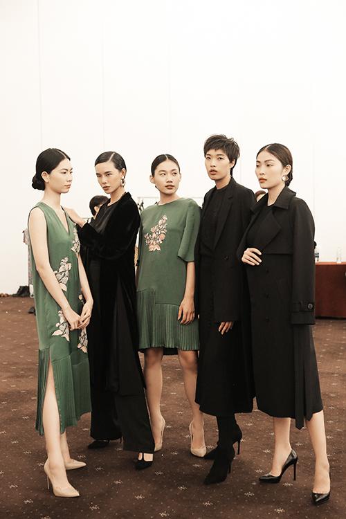 Thanh Hằng - Tăng Thanh Hà chị chị em thân thiết ở hậu trường - 4