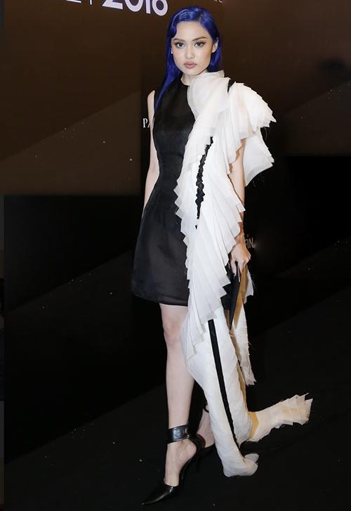 Người mẫu Fung La