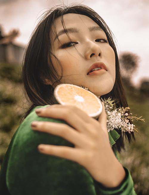 Linh Khiếu: Tôi thấy phiền khi mãi bị gọi là em gái Trang Khiếu