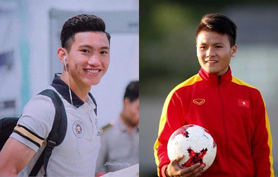 Các cầu thủ Việt Nam ai nhiều tuổi hơn ai? - 1