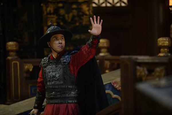 Những bộ phim sắp sửa ra rạp của Chân Tử Đan dành cho người hâm mộ