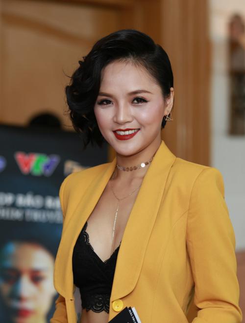 Thu Quỳnh là gương mặt được yêu thích thời gian gần đây với vai My Sói trong phim Quỳnh Búp bê.
