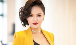 Bị chồng cũ tố giả tạo, 'My Sói' Thu Quỳnh giữ im lặng