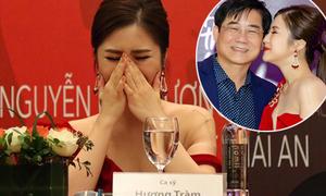 Hương Tràm bật khóc nức nở khi nghe cha nói về scandal với Thu Minh
