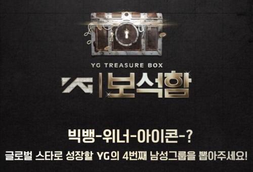 Sau khi YG Treasure Box phiên bản nam kết thúc, YG Treasure Box phiên bản nữ sẽ lên sóng.