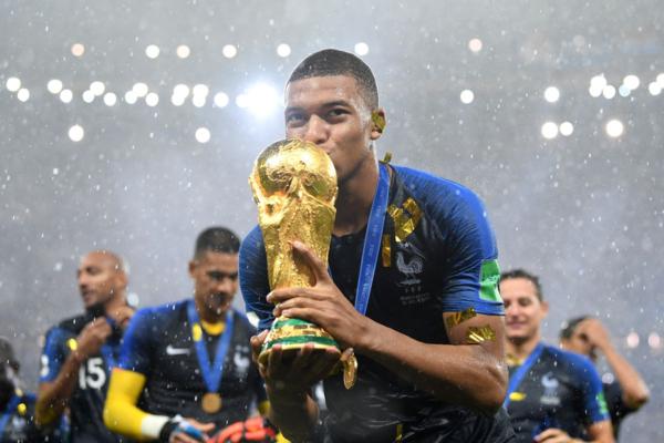World Cup 2018 với sự lên ngôi của ĐTPháplà chủ đề được tìm kiếm nhiều nhất trên Google trong năm 2018.