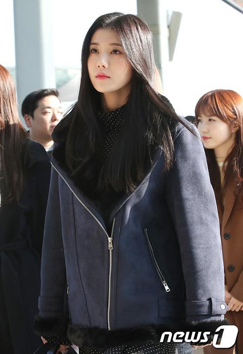 Kwon Eun Bin là mỹ nhân thế hệ mới của Kpop.