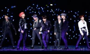 Sân khấu 'Fake Love' siêu ấn tượng của BTS tại MAMA Nhật Bản