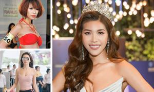 7 năm lột xác của Minh Tú: Từ 'vịt xấu' đến hoa hậu sành điệu