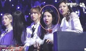 Xem BTS trình diễn, Na Yeon ghi điểm bởi biểu cảm 'đặc sắc'