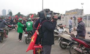 Đài SBS cử phóng viên sang Việt Nam tác nghiệp chung kết AFF Cup 2018