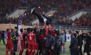 """Báo nước ngoài: """"Đã đến lúc bóng đá Việt Nam thống trị Đông Nam Á"""""""