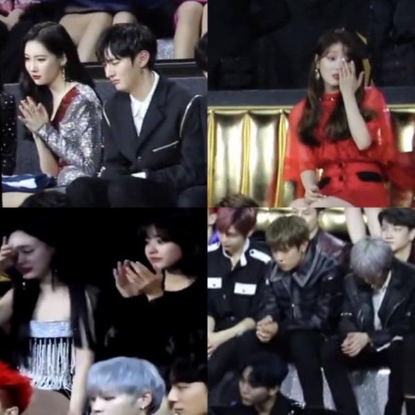 Twice, Wanna One và nhiều nghệ sĩ rơi nước mắt trước phát biểu của BTS