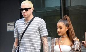 Ariana lo lắng khi bạn trai cũ Pete có ý định tự tử