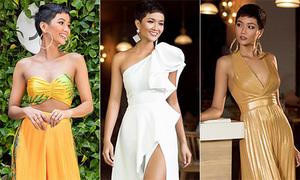10 trang phục đẹp nhất của H'Hen Niê ở Miss Universe