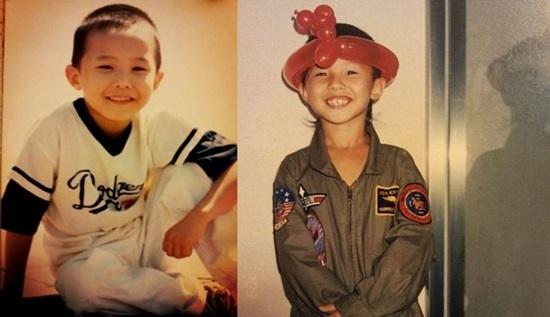 Thuở baby siêu dễ thương này là idol Hàn nào? (3) - 8