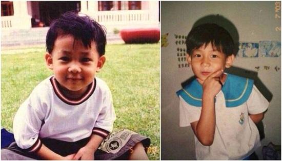 Thuở baby siêu dễ thương này là idol Hàn nào? (3) - 1