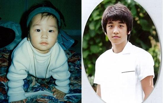 Thuở baby siêu dễ thương này là idol Hàn nào? (3) - 2