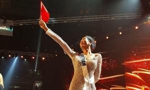 Chia sẻ đầu tiên của H'Hen Niê khi vào top 5 Miss Universe