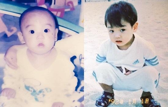 Thuở baby siêu dễ thương này là idol Hàn nào? (3) - 4