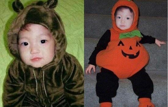 Thuở baby siêu dễ thương này là idol Hàn nào? (3) - 5