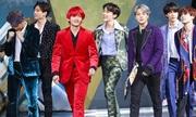 Boygroup Kpop 2018: BTS là 'ông hoàng', EXO bị Wanna One vượt mặt