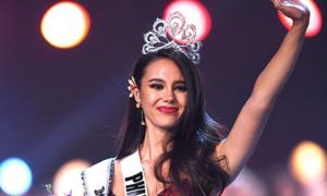 4 mỹ nhân Philippines từng đăng quang Miss Universe