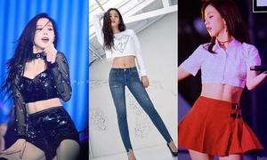 Những lần Ji Soo (Black Pink) gây choáng ngợp với body S-line