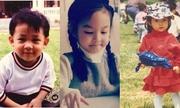 Thuở baby siêu dễ thương này là idol Hàn nào? (3)