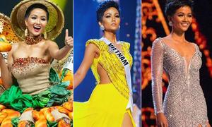 H'Hen Niê: Từ cô gái Êđê đến Top 5 Miss Universe