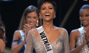H'Hen Nie đưa Việt Nam lần đầu vào Top 5 Miss Universe