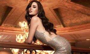 Vẻ đẹp ngọt ngào, nóng bỏng của tân Hoa hậu Hoàn vũ 2018