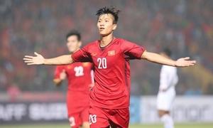 Việt Nam chiếm hai đề cử Bàn thắng đẹp nhất AFF Cup