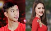 Được ví là 'CR7 của Việt Nam', Văn Đức bị soi cả tin đồn tình cảm