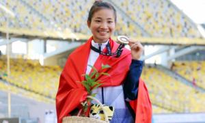 Nguyễn Thị Oanh - 'cô gái mét rưỡi' và 4 kỷ lục quốc gia