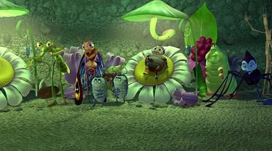 Những chi tiết nhỏ trong phim hoạt hình bạn còn nhớ? - 10