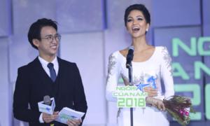 H'Hen Niê, Minh Tú thắng giải 'Ngôi sao của năm'