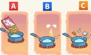 Trắc nghiệm: Vạch trần tâm lý của bạn qua cách nấu mì gói