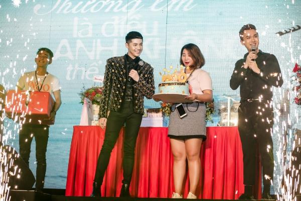 Noo Phước Thịnh bật khóc khi chia sẻ với fan trong sinh nhật - 6