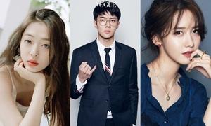 10 ngôi sao là 'cục cưng' của các tạp chí thời trang Hàn Quốc 2018