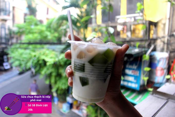 <p> Địa chỉ: Số 5B Đinh Liệt - Hà Nội<br /> Giá: 20k</p>