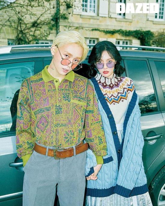 Hyun Ah tiết lộ đang chuận bị comeback vào năm sau. Nhiều người cho rằng nữ ca sĩ sẽ sử dụng ca khúc do bạn trai sáng tác. Sau khi rời Cube, EDawn chưa có công việc mới, anh chàng từng hỗtrợ Hyun Ah trong các tác phẩm solo trước đó.