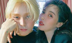 Bộ ảnh tạp chí của Hyun Ah - E'Dawn gây tranh cãi vì concept 'dị'