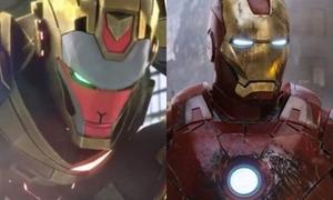 Tôn Ngộ Không hiện đại của Trung Quốc bị chê 'copy' tạo hình Iron Man