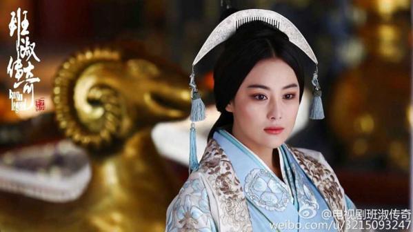 Những kiểu tóc sao Hoa ngữ bị stylist hành trong phim - 2